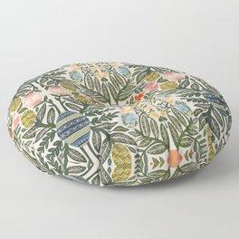 Pyansky Egg Plant Floor Pillow