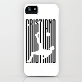 CRIS7IANO RONALDO iPhone Case