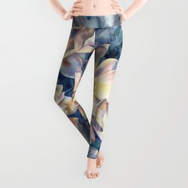 Summer Rose Leggings