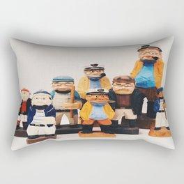 Sea Homies Rectangular Pillow