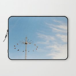 Sky Swings at the Minnesota State Fair Laptop Sleeve