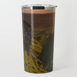 winnats pass sunrise Travel Mug