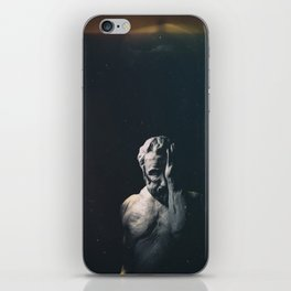 Day 0468 /// Weeping man iPhone Skin