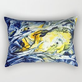 BlueHour Rectangular Pillow