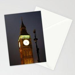 Big Ben Clock Stationery Cards