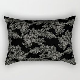 Acanthus Arabesque Rectangular Pillow