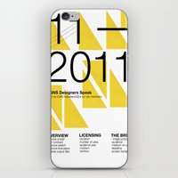 islam iPhone & iPod Skins featuring IGNS poster design by Matthew Billington