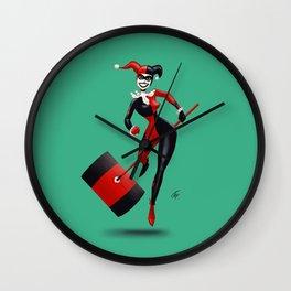 Harleen Wall Clock