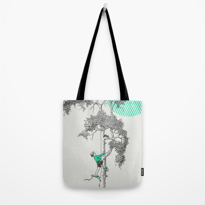 Bravery Tote Bag