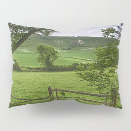 The Long Man Of Wilmington Pillow Sham