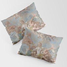 The Triumph of Venus - François Boucher - 1745 Pillow Sham