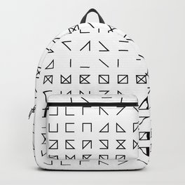 alien talk Backpack