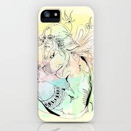 Fairy 01 iPhone Case