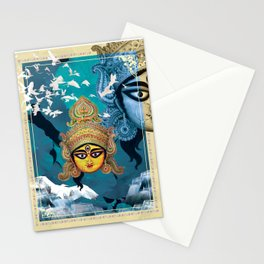 Durga Stationery Cards