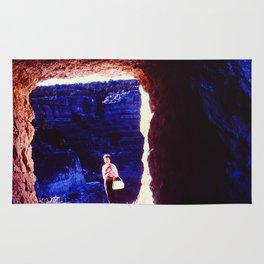 Cave Frame Rug