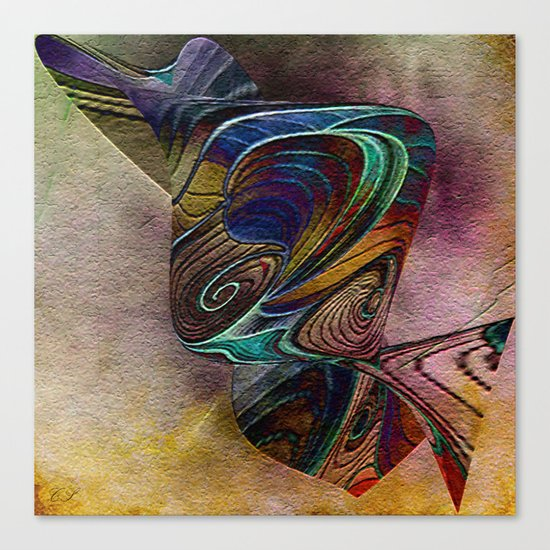 """ Nekkar ""  Canvas Print"
