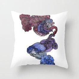 obsesión Throw Pillow