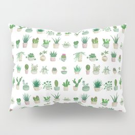 Tiny garden Pillow Sham