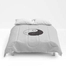 Yin Yang / Sun and Moon Comforters