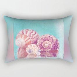 Seashell Group Rectangular Pillow
