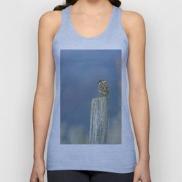 Passerotto-young sparrow Unisex Tank Top