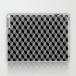 Stacked Cubes GS Laptop & iPad Skin