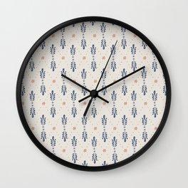 Meadow I Wall Clock