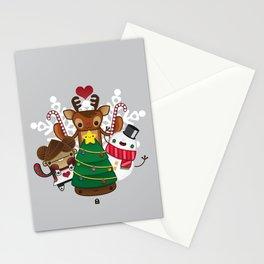 Merry Christmas Chestnut Girl!!! Stationery Cards