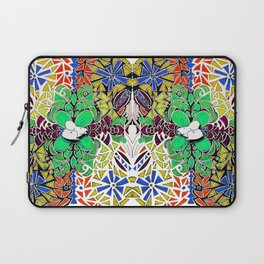 Symmetrical Mouse (-180) Laptop Sleeve