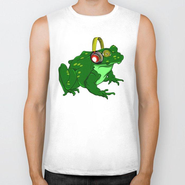 Bullfrog Biker Tank