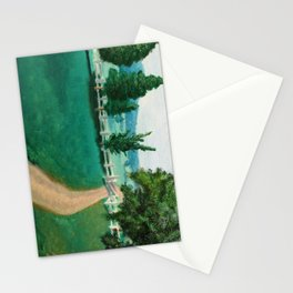 Countryside in England Stationery Cards