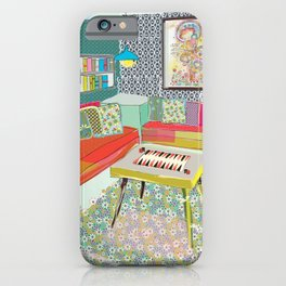 Living Room iPhone Case