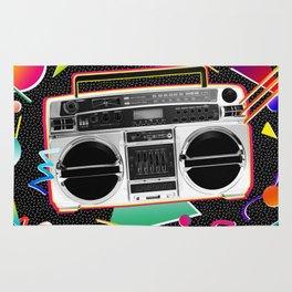 80s Audio Rug