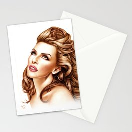 Kylie Minogue - Into The Blue Stationery Cards