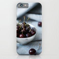 Bowl of Sweet Cherries iPhone 6s Slim Case