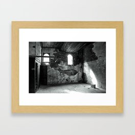 Solitary Confinement Framed Art Print