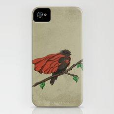 Super Bird iPhone (4, 4s) Slim Case