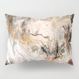 Earth Strata Marble Pillow Sham