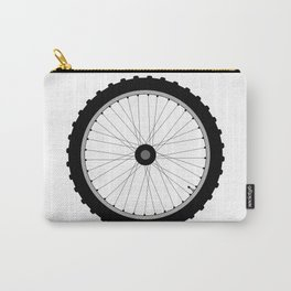 Bicycle Wheel Carry-All Pouch
