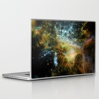 universe Laptop & iPad Skins featuring Universe by nicky2342