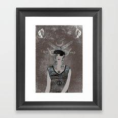 Weeping Pirates Framed Art Print