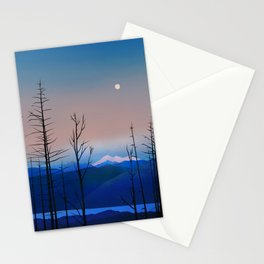 After 4 am Stationery Cards