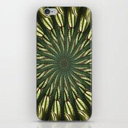 Cactus Garden Kaleidoscope 7 iPhone Skin