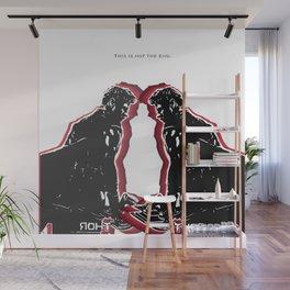 Thor vs Shadow Wall Mural