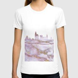 Jackson Skyline Mississippi T-shirt