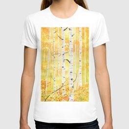 Autumn Birch T-shirt
