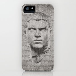 ANCIENT / Head of Caracalla iPhone Case