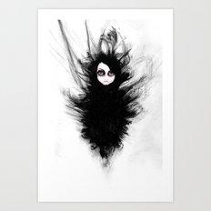 Becoming You. I'm Not Afraid Anymore Art Print