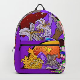 Other Worlds: Wizzin' all Over the Flora Backpack