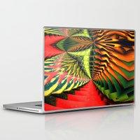 brasil Laptop & iPad Skins featuring Brasil by Lyle Hatch